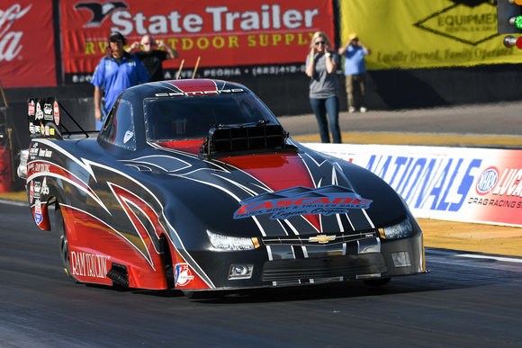 """One of the most common questions I get asked by inquisitive well-intentioned folks is, """"how much does it cost to run a professional NHRA Nitro Funny Car?""""."""